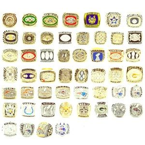 NFL Super Bowl Ring Collection 1966-2017